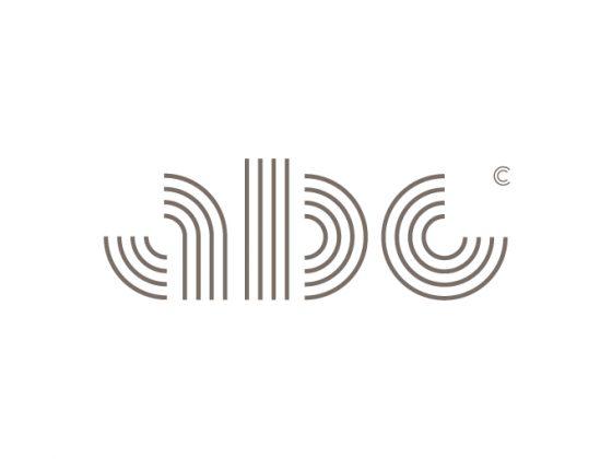 Logo ABC • création TOTEM Studio Graphique